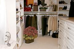Walk in closet.