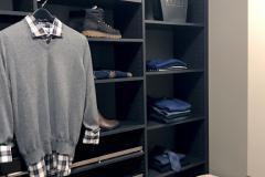 male closet