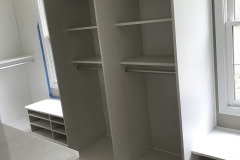 Adding Extra Closet Storage 3
