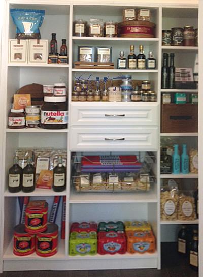 Kitchen Pantry Organization My Custom Closet