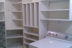 Oaks Custom Laundry Room - After 3