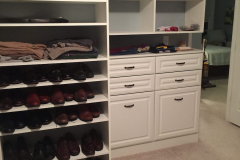 Phoenixville Custom Closet - After 5