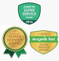 Super Service Award Winner