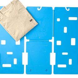 Folding clothes - folding board