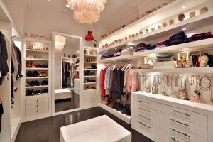 Master Closet Lighting