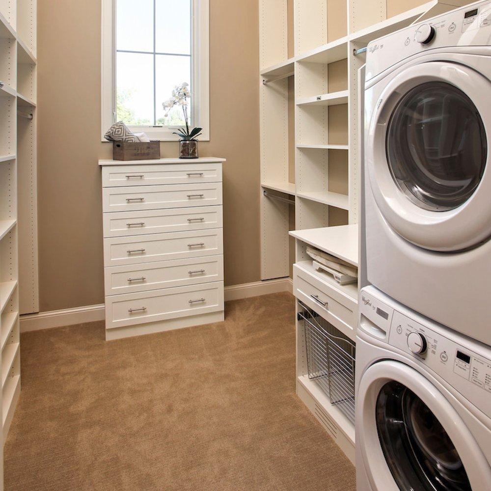 Closet Design Trends - Laundry 1 square