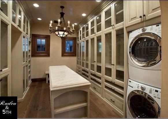 Closet Design Trends - Laundry 2