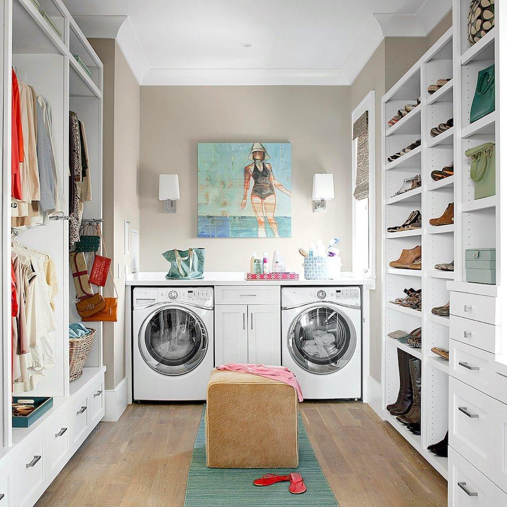 Closet Design Trends - Laundry 3