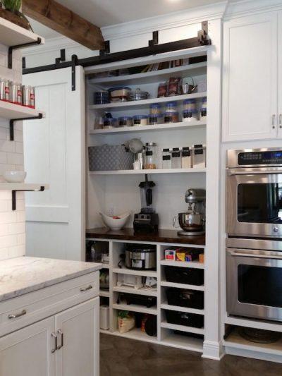 Kitchen Organization Example 1