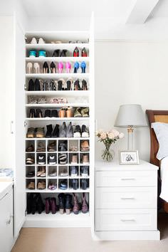 Shoe Storage Ideas
