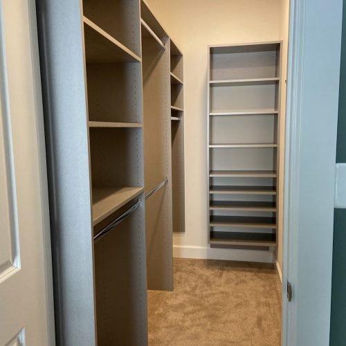 Narrow Closet Example 2
